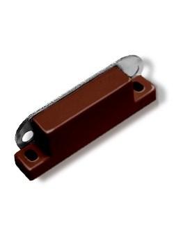 Магнитный держатель тонкий коричневый - фото 4983