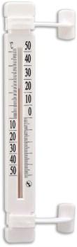 Термометр оконный на липучке - фото 5512