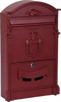 Ящик почтовый К-31091, красное вино - фото 5544