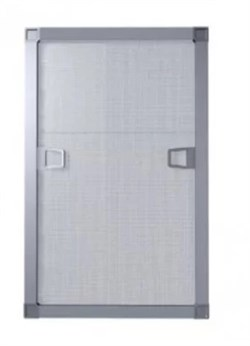 Москитная сетка белая без поперечины, м² - фото 5747