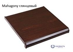 Подоконник Danke Mahagony (махагон), глянец - фото 6379