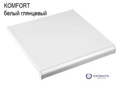 Подоконник Danke Komfort Белый, глянцевый - фото 6397