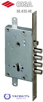 Корпус врезного  замка с защёлкой LOGO LINE 56.435.48 (тех. упаковка) - фото 6608