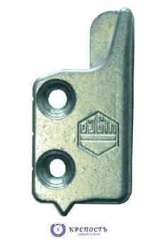 Планка ответная блокиратора приподнимателя Maco правая, 9 мм - фото 6960