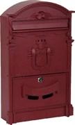 Ящик почтовый К-31091, красное вино