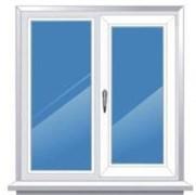 Окно из ПВХ 1380*1280