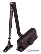 Доводчик дверной Punto  SD-2030 BR 40-55 кг (коричневый)