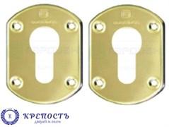 Накладки  Gardian на  цилиндр ГХ 31 (1 пара), золото